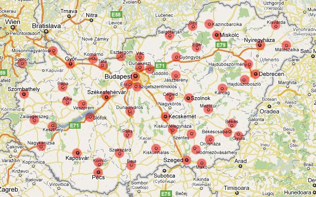 magyarország térkép mátészalka Térkép.pro   egy térkép PROfiknak magyarország térkép mátészalka